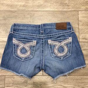 Big Star Cutoff Shorts